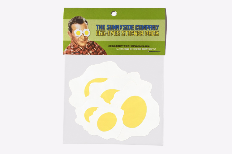 SunnySide Egg-Eyes Sticker Pack